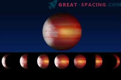 Прогноза за екзопланетата: сутрин Облачно. Възможна ужасна топлина