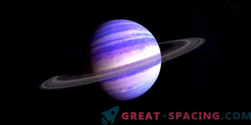 Учените са намерили топъл екзопланетен Сатурн