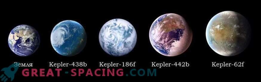 Екзопланетата Kepler-438 b наподобява Земята с 90% вероятност