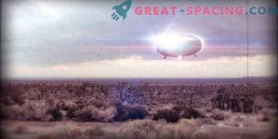 Инцидент в Ню Мексико - 1976. Какви странни светлини свидетели са видели близо до базата на ВВС