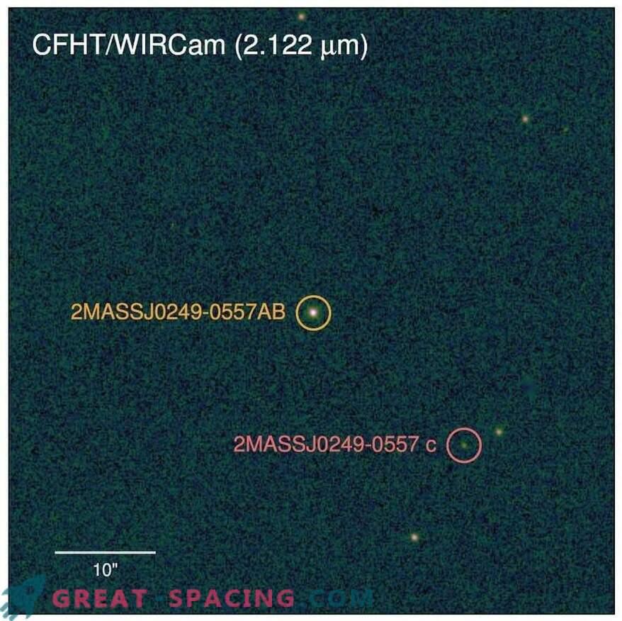 Намерен е близнакът на известната екзопланета