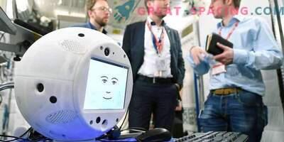 Робот с AI планира да нахлуе в космоса.