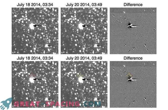 Мисията New Horizons снима сателита на Pluto Hydra