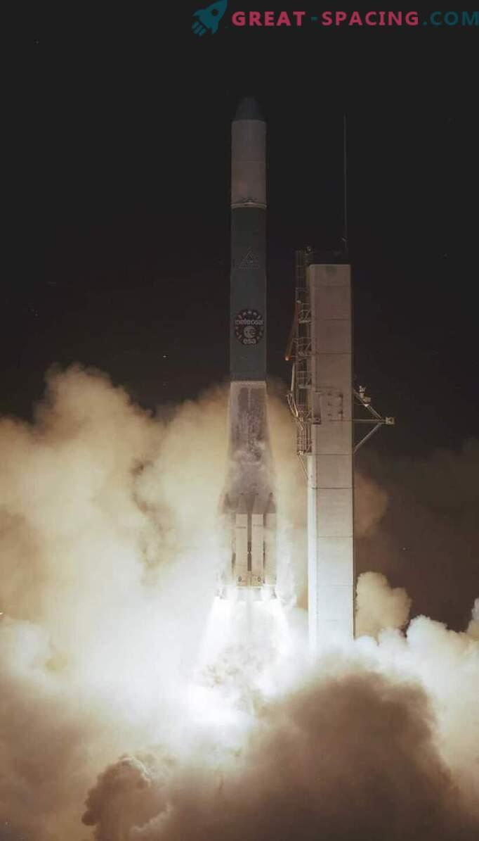 Метеорологичните сателити празнуват 40 години работа