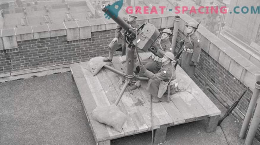 Инцидент в Лос Анджелис - 1942 година. Военните стреляха в небето, но не разбраха към кого се стремят