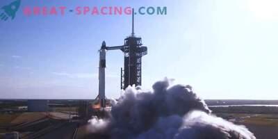 Изстрелването на капсули от екипажа на SpaceX е предвидено за февруари.