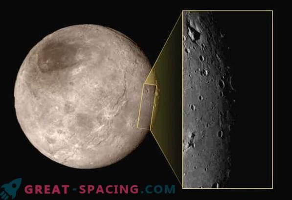 НАСА публикува нови снимки на Харон.